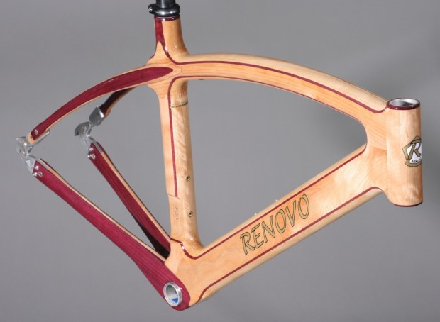 рама велосипеда  renovo frame вид спереди