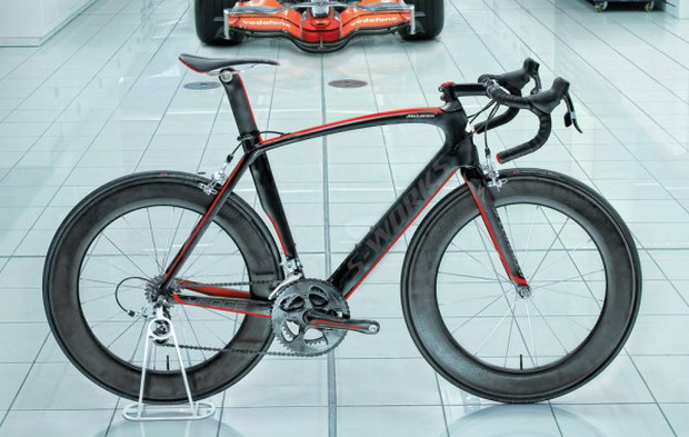 Велосипед Specialized McLaren Venge