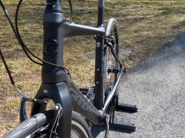велосипед Cannondale