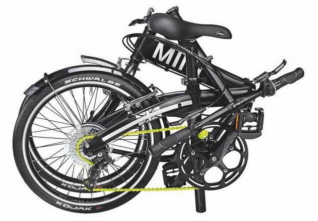велосипед Мини – Mini folding bike