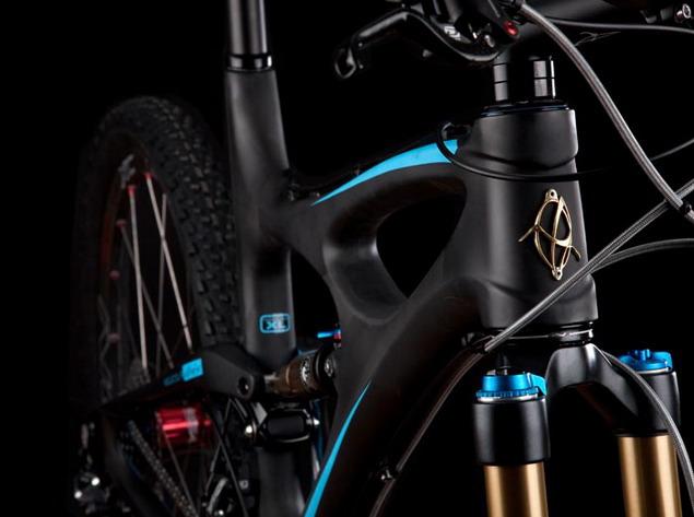 велосипед Ibis Mojo SL-R – вид спереди