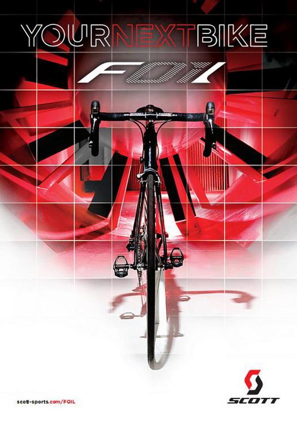 Велосипед Scott F01L