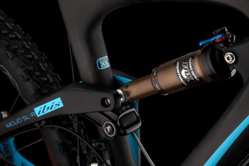 велосипед Ibis Mojo SL-R — подвеска задняя