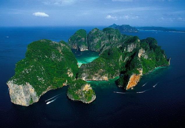 Таиланд. Остров Фи-Фи-Ле