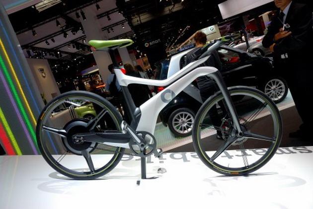 велосипед SMART E-Bike Biz