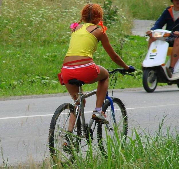 Велосипедный пробег на день здоровья в Виннице