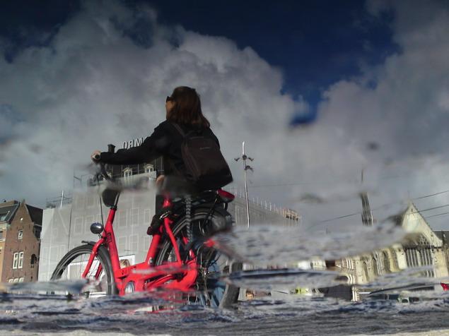 Швейцария велосипедная