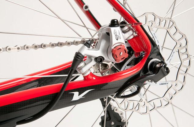 Volagi Liscio шоссейный велосипед с дисковыми тормозами