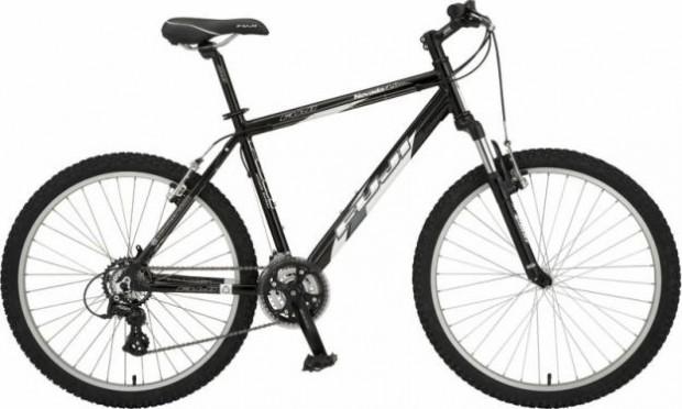 Велосипед Fuji NEVADA 4.0 1M black