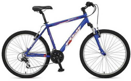 велосипед Fuji Nevada 4.0 Blue