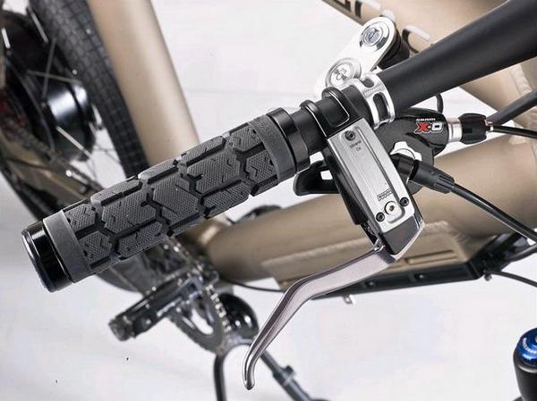 Электровелосипед Grace Pro Race