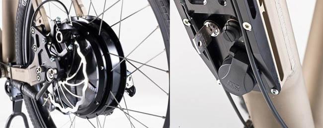 Электровелосипед Grace Pro Race от Nicolai