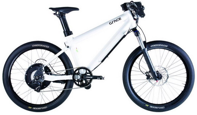 Электровелосипед Grace Pro Race от Nicolai Universal