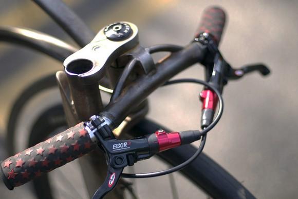 Велосипед Gravity 120 км/час
