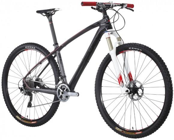 Карбоновый велосипед Momsen SL929