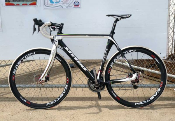 Велосипед Stevens – шоссейный велосипед с дисковыми тормозами