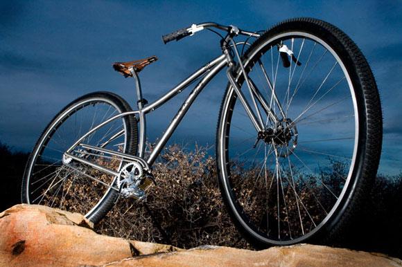 "Велосипед фикс с 36"" колесами"
