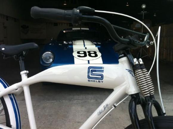 Велосипед Shelby Cruiser рама
