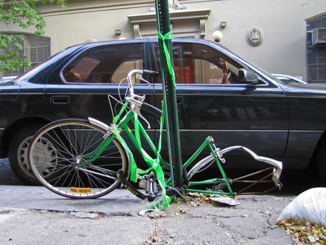 Экологический конгресс в Питере и велосипед
