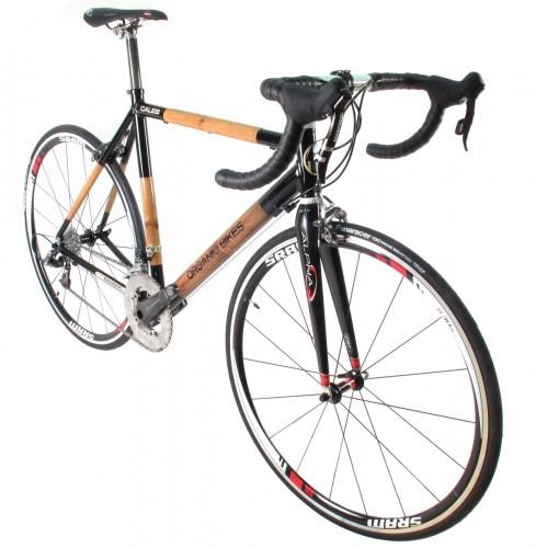 велосипед Caleb из бамбуковой серии Bamboo Bikes