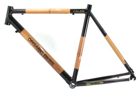 рама велосипеда Caleb из бамбука