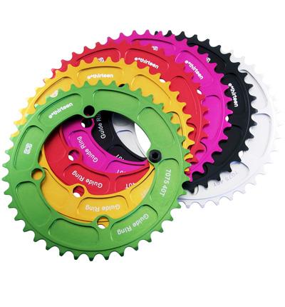 Цветные велосипедные звезды от e13 color-star