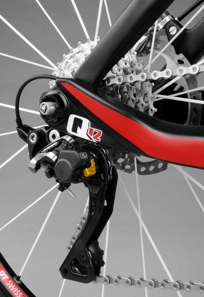 Велосипед от BH  Split Pivot  Lynx