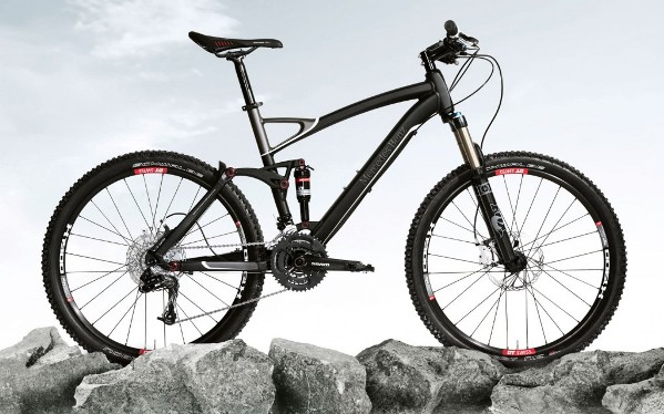 Горный велосипед от Мерседес mountain bike