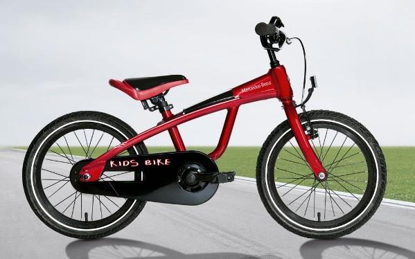 Детский велосипед от Мерседес – mercedes bike kids