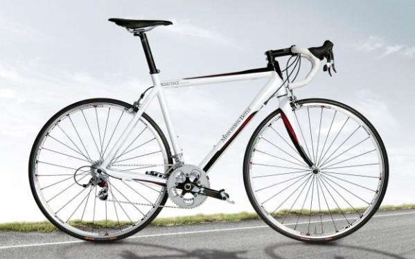 Шоссейный велосипед от Мерседес – mercedes road bike