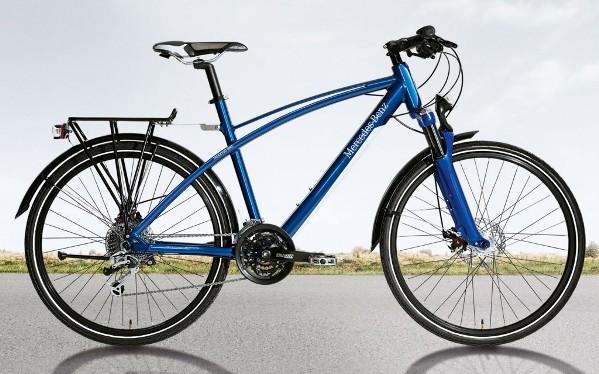 Велосипед для туризма от Мерседес
