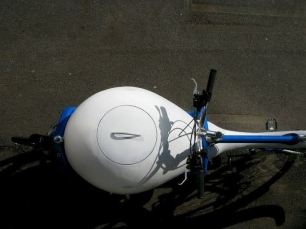 велосипед для перевозки Спермы