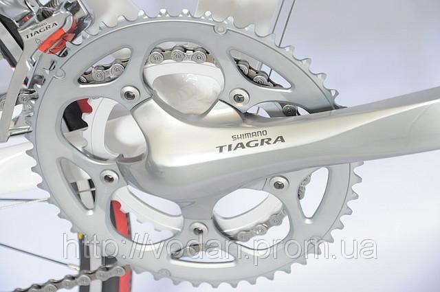 Велосипед Vodan Barracuda 1110 переднаяя система