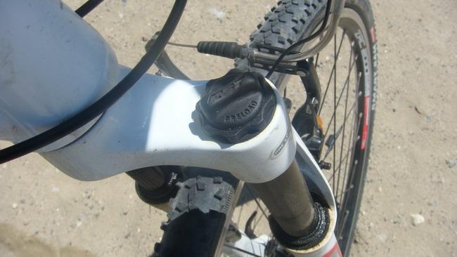 Велосипед Bergamont Fluxus 2010
