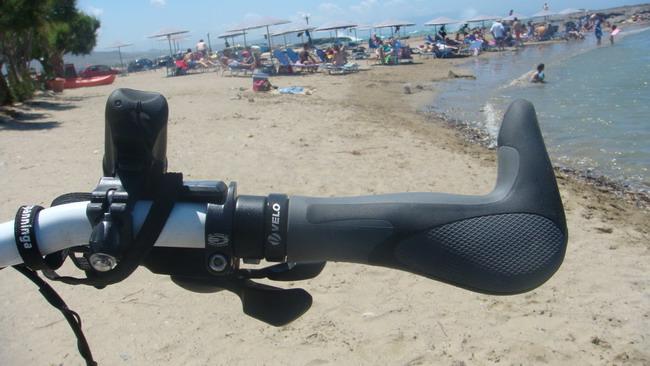 Велосипед Bergamont Fluxus 2010 ручки руля