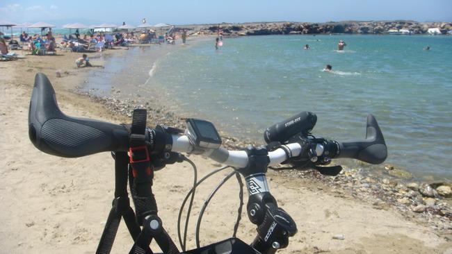 Велосипед Bergamont Fluxus 2010 руль