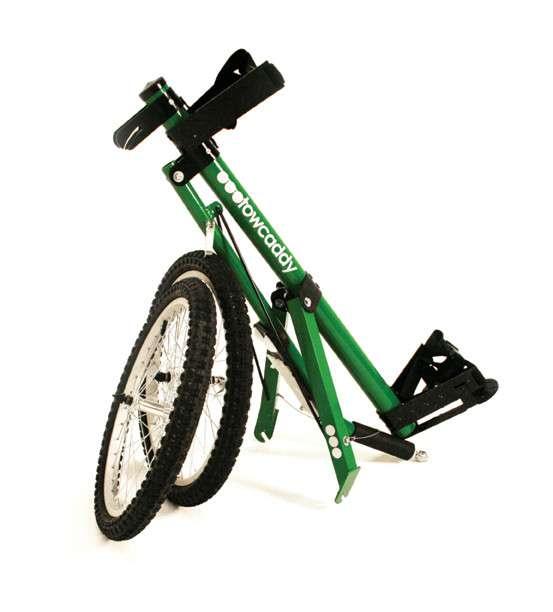 велосипедный прицеп  Bicycle Golf Caddy