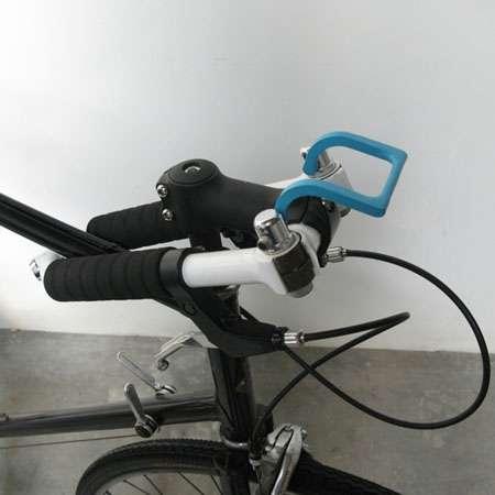 Складной велосипедный руль