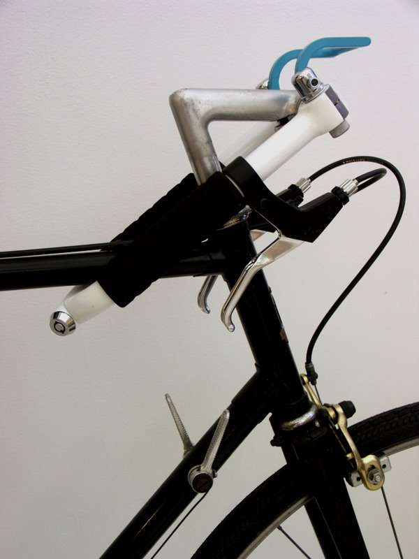 Сложеный велосипедный руль