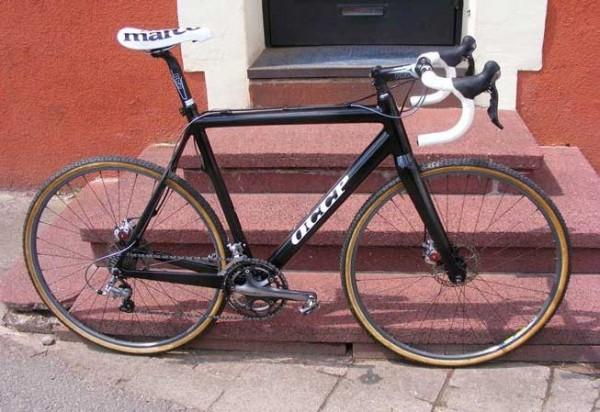 OCCP Disc Brake Cyclocross Bike Prototype