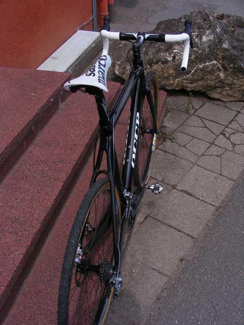 шоссейный велосипед с дисковыми тормозами OCCP Disc Brake Cyclocross Bike