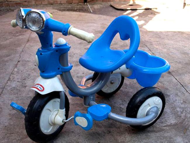 Новый велосипед для туризма – Rock Machine Deep Blue