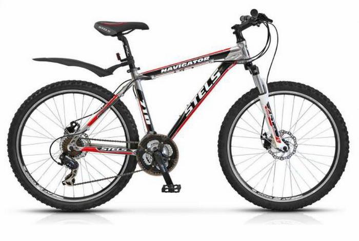 велосипед Stels Navigator 700