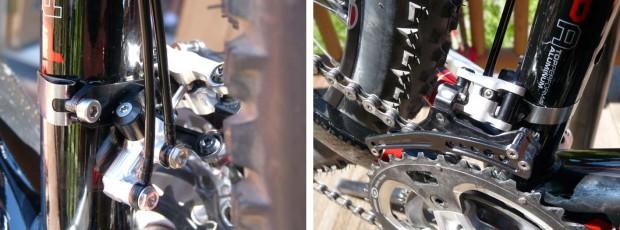 Гидравлическая система переключения передач велосипеда Acros