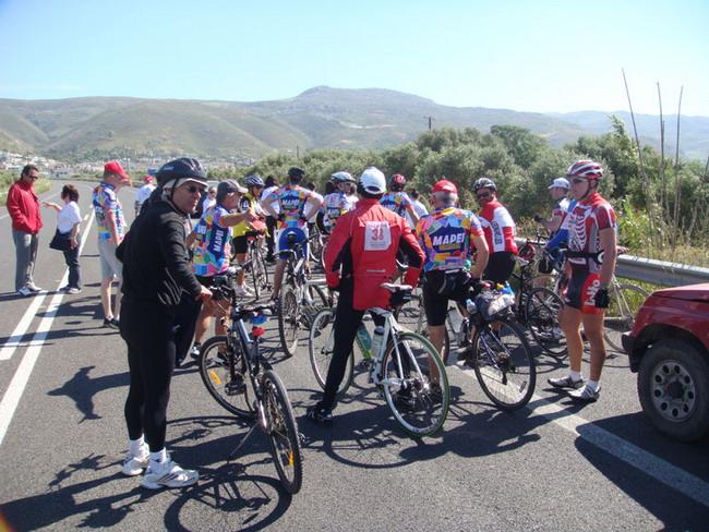 Велосипедные туры по острову Крит, Греция