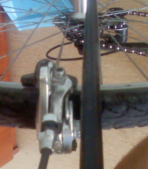 Велосипедный тормоз