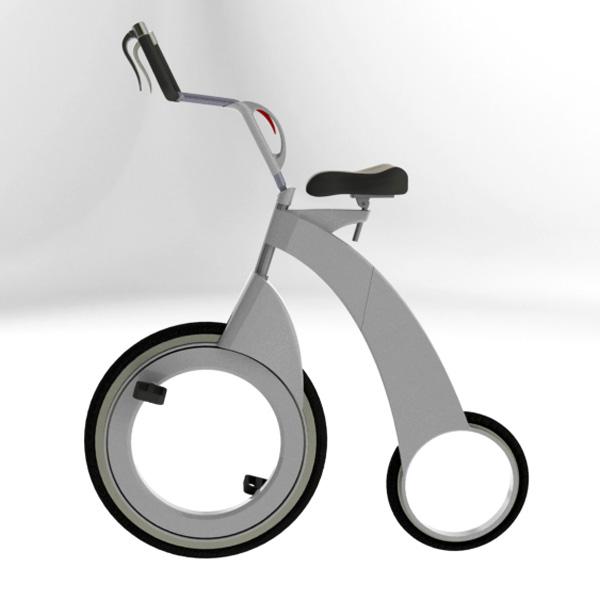 Складной велосипед Diamove