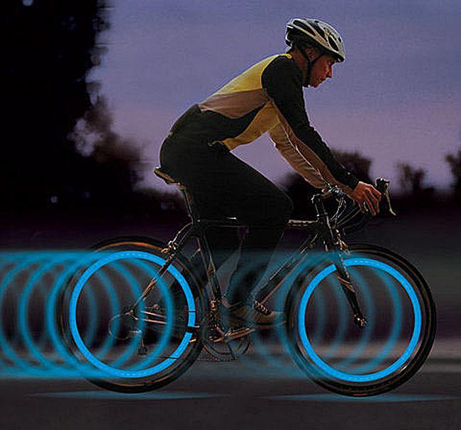 велосипедный светоотражатель Bicycle Spoke LED Light