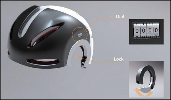 велошлем Head-Lock