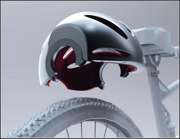 Изобретено самое лучшее средство защиты велосипеда от угона – Head-Lock
